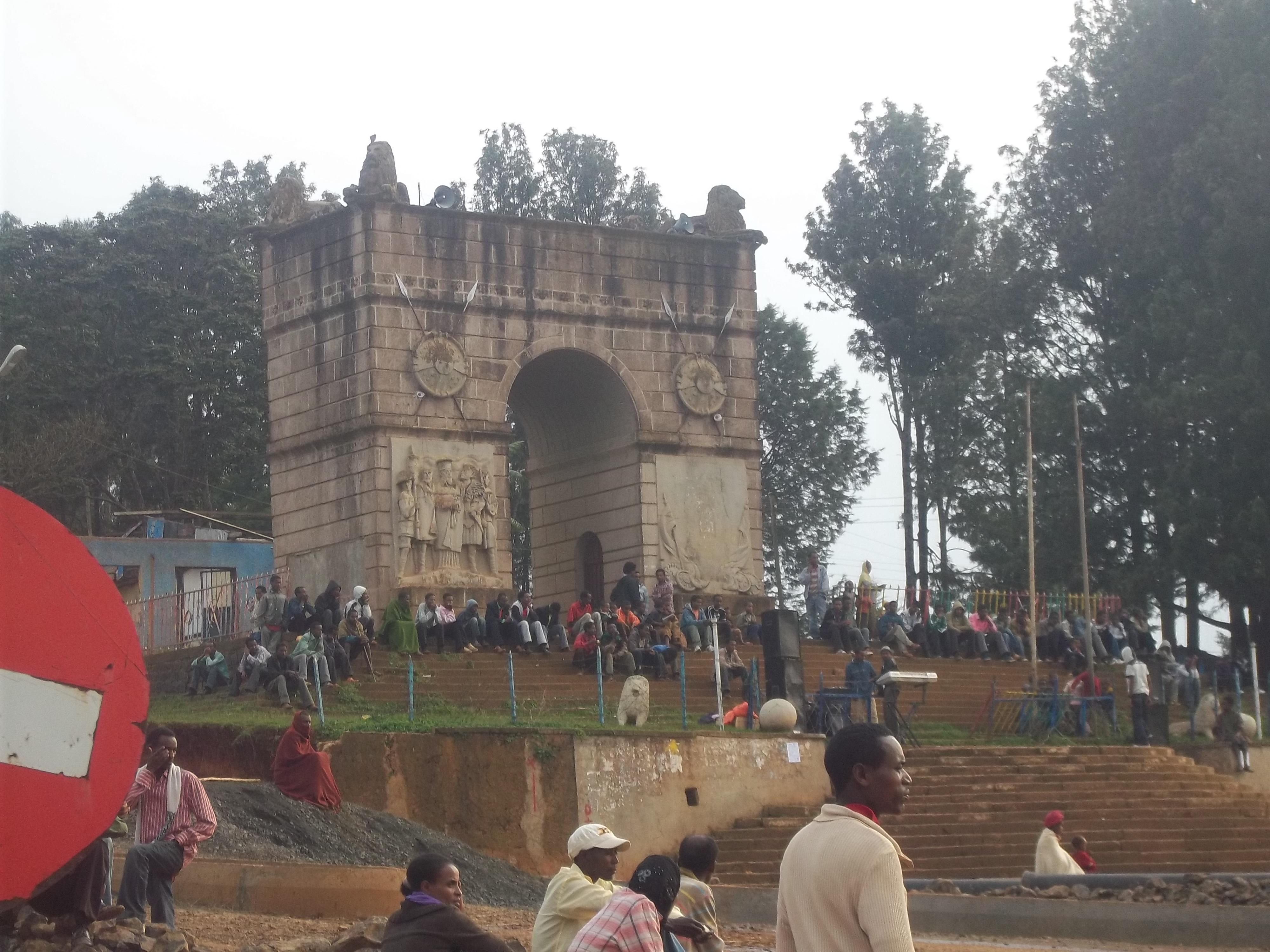 Debre Markos My Adventures In Ethiopia